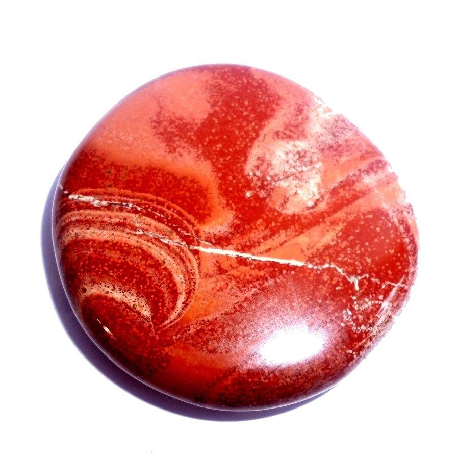 Edelstein Jaspis rot-6