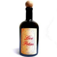 thumb-Alchemisten Flasche,  Witch's Bottle-4