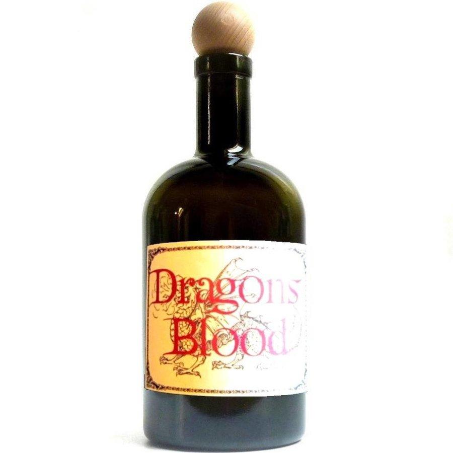 Alchemisten Flasche,  Witch's Bottle-7