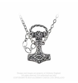 Alchemy Thors Hammer mit Dolch