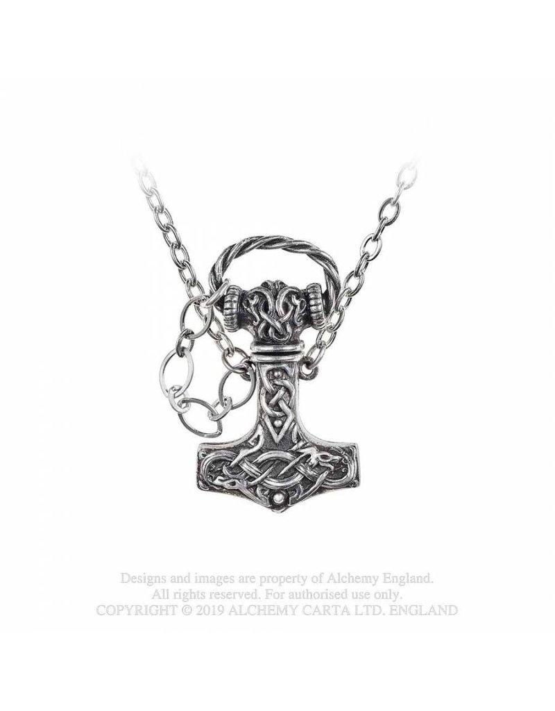 Alchemy Thors Hammer aus Zinn