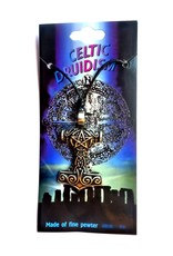 Keltisch Thors Hammer mit Pentagramm