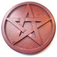 thumb-Altarpentakel Pentagramm-3