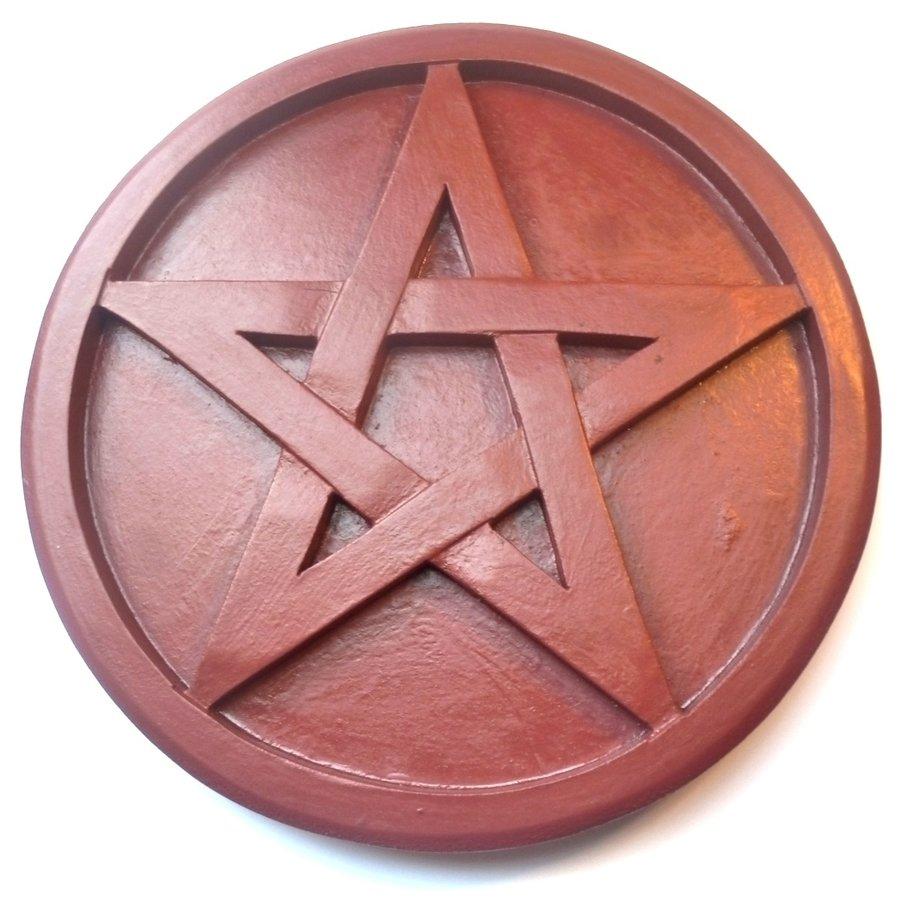 Altarpentakel Pentagramm-3