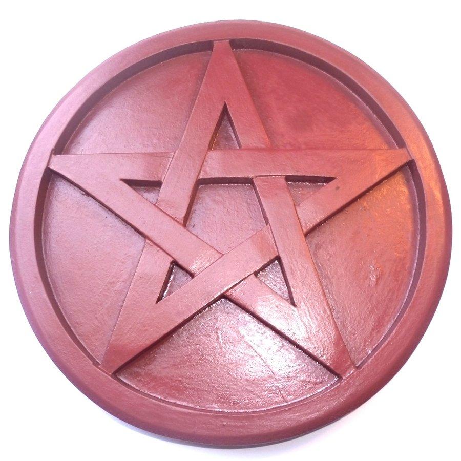 Altarpentakel Pentagramm-4