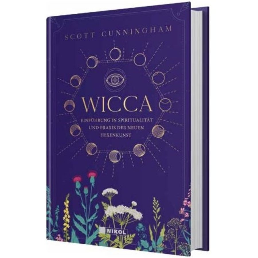 WICCA – Einführung in Spiritualität und Praxis der neuen Hexenkunst-2