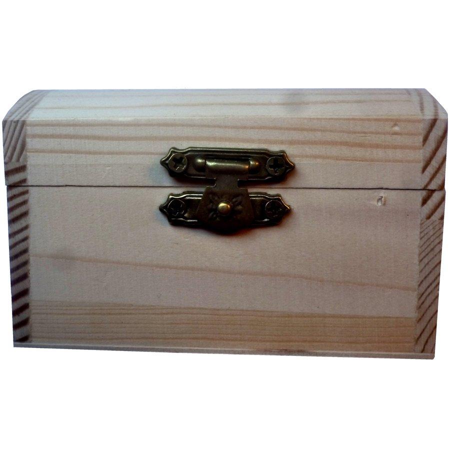 Holzkästchen mit Edelsteinen-3