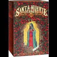 thumb-Tarotkarten Santa Muerte-2