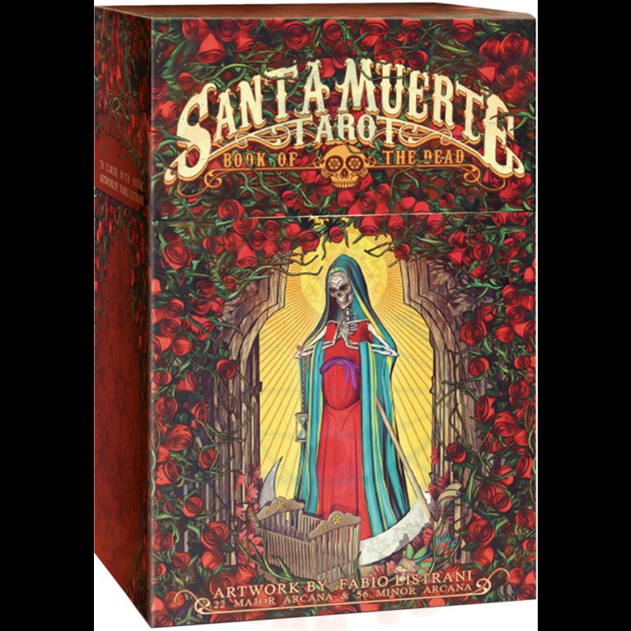 Tarotkarten Santa Muerte-2