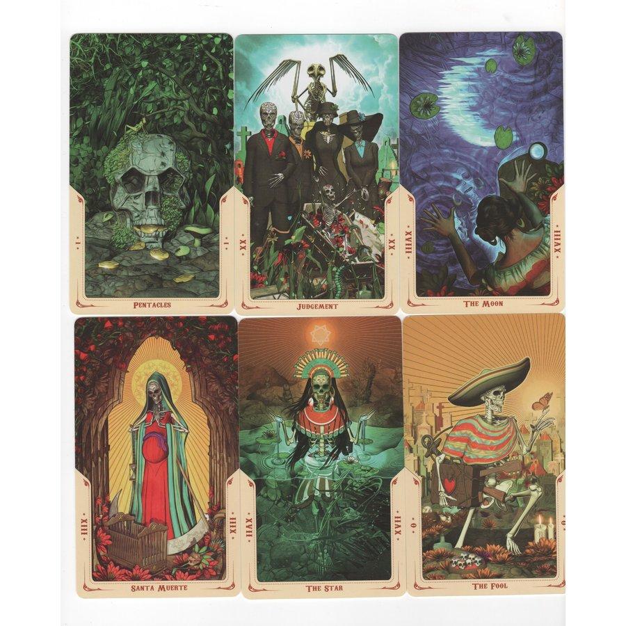 Tarotkarten Santa Muerte-9