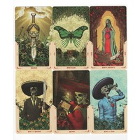 thumb-Tarotkarten Santa Muerte-1