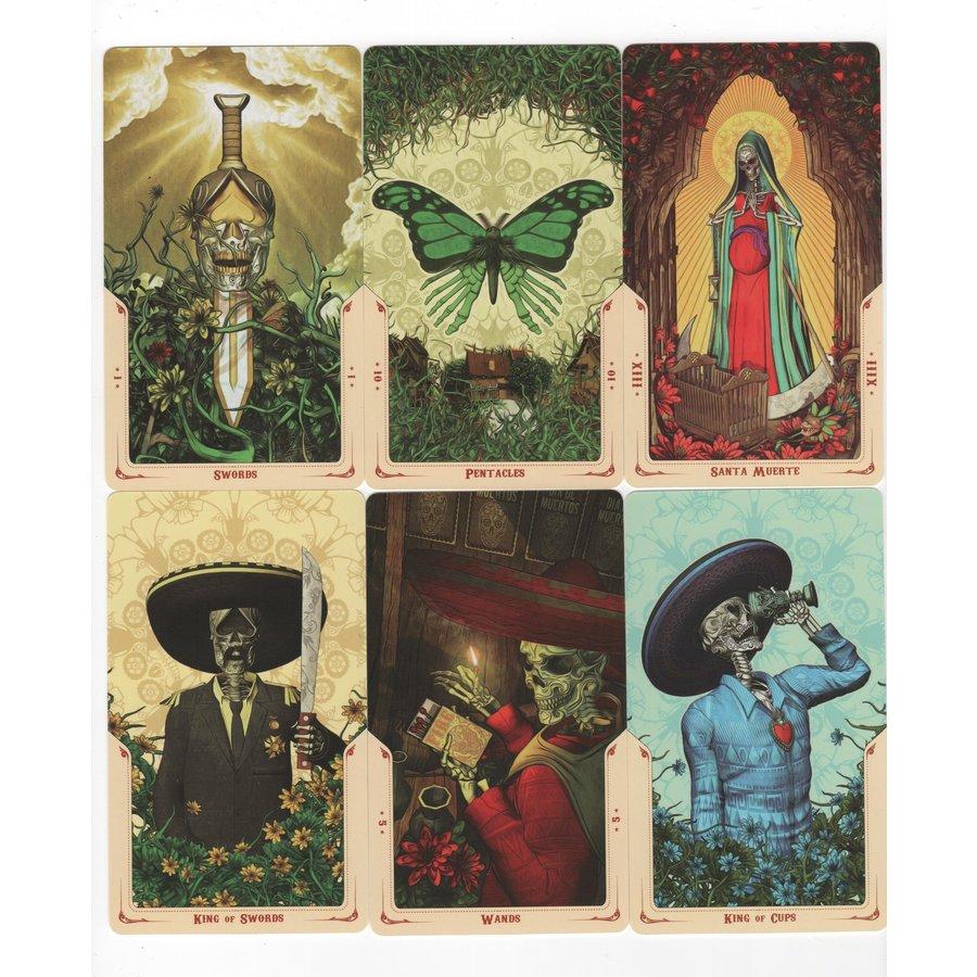 Tarotkarten Santa Muerte-1