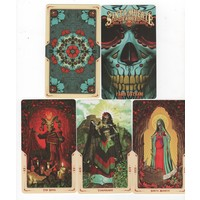 thumb-Tarotkarten Santa Muerte-7