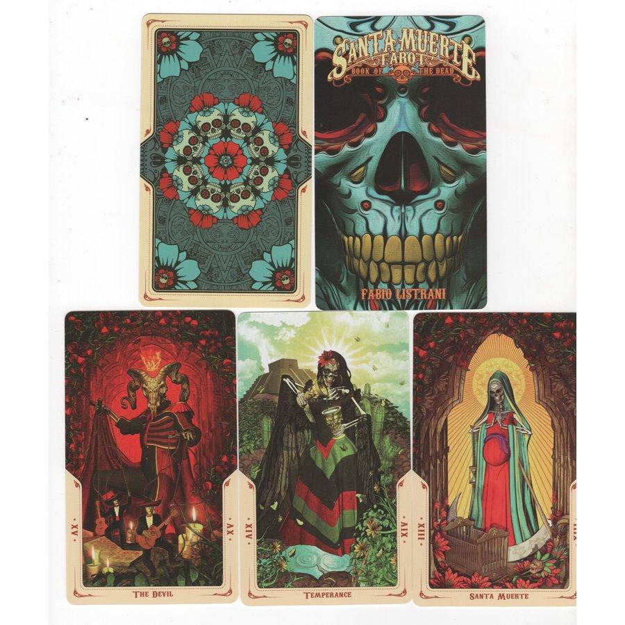 Tarotkarten Santa Muerte-7