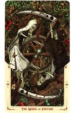 Fledermaus Tarotkarten Santa Muerte