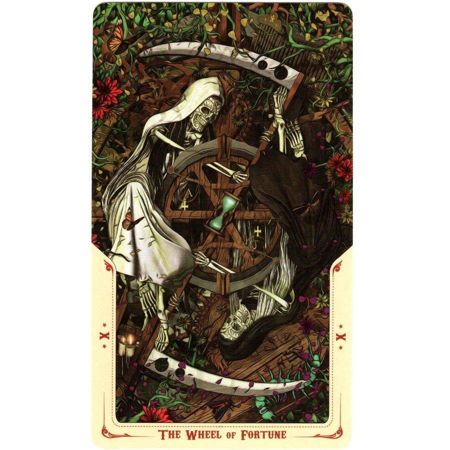 Tarotkarten Santa Muerte-3