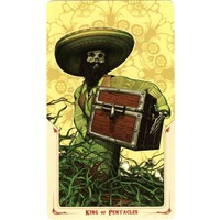 thumb-Tarotkarten Santa Muerte-6