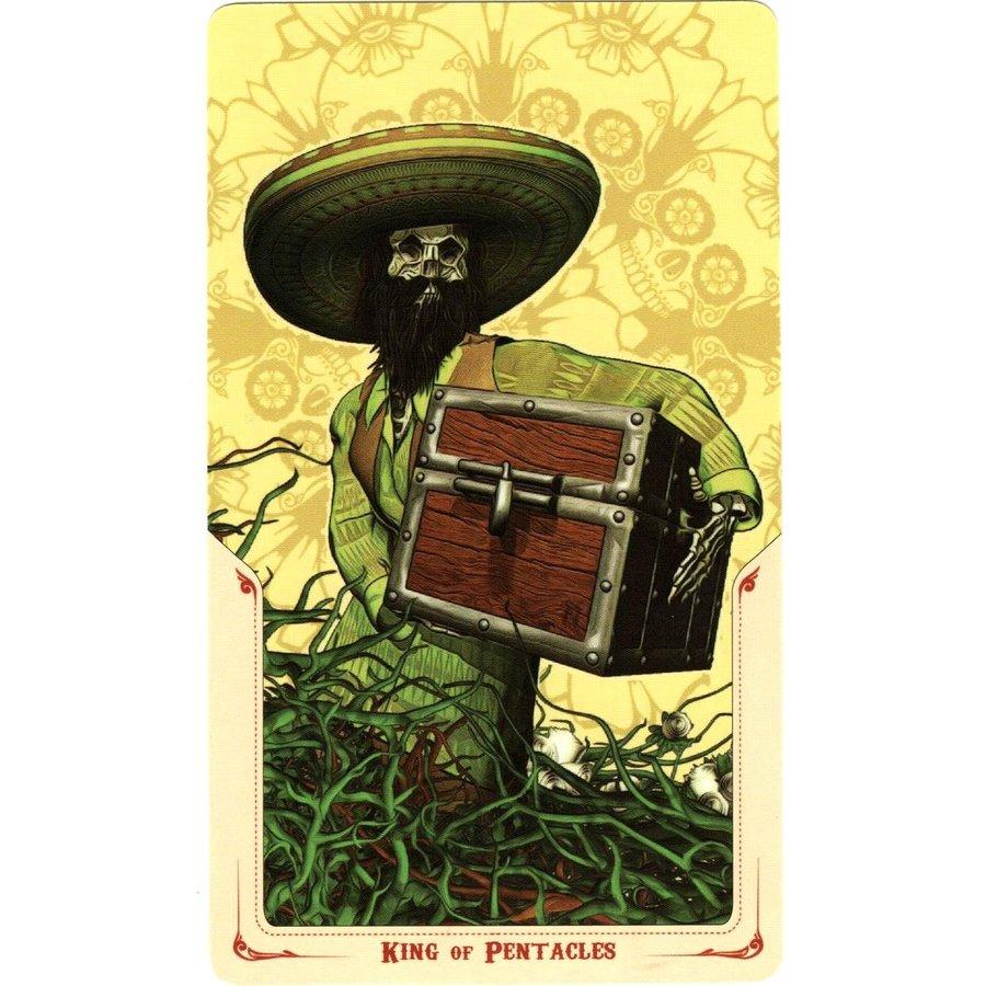Tarotkarten Santa Muerte-6