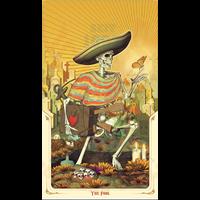 thumb-Tarotkarten Santa Muerte-8