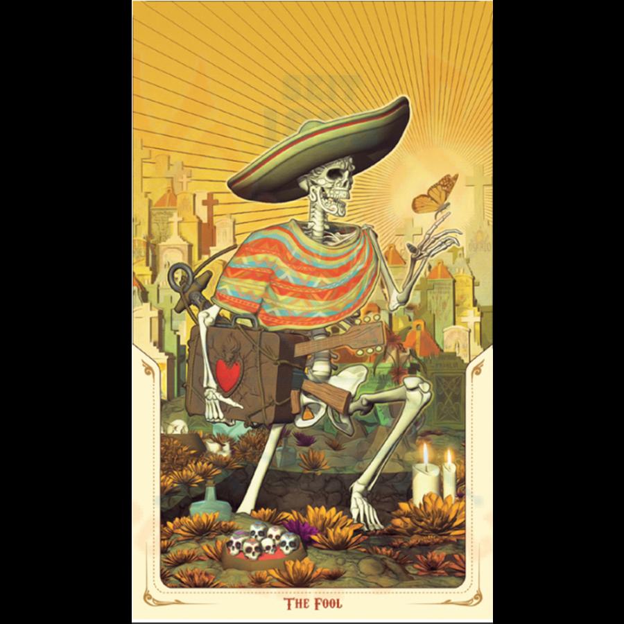 Tarotkarten Santa Muerte-8