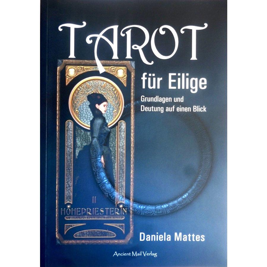 Daniela Mattes: Tarot für Eilige-1