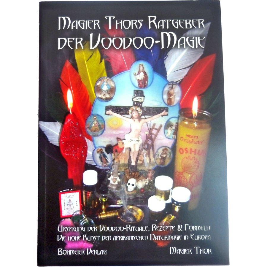 Ratgeber der Voodoo-Magie Die hohe Kunst der afrikanischen Naturmagie in Europa-1