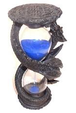"Sand clock ""Grim Reaper"", ""Skeletthand"" oder ""Schwarze Drachen"""