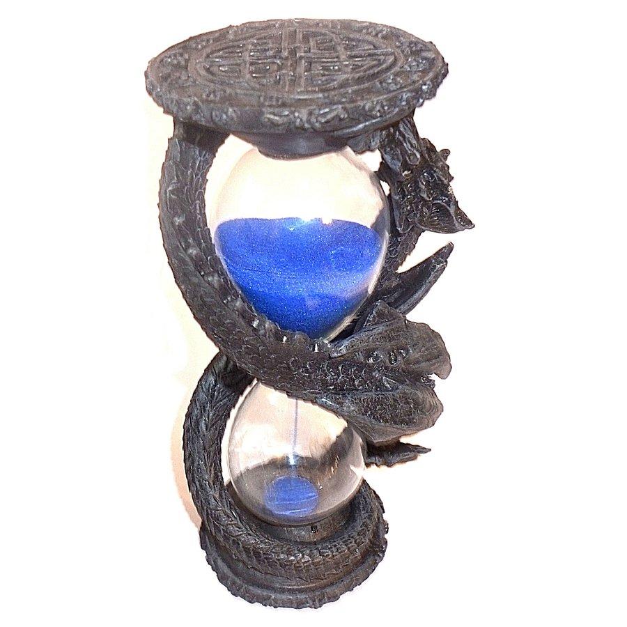 "Sand clock ""Grim Reaper"", ""Skeletthand"" oder ""Schwarze Drachen""-7"