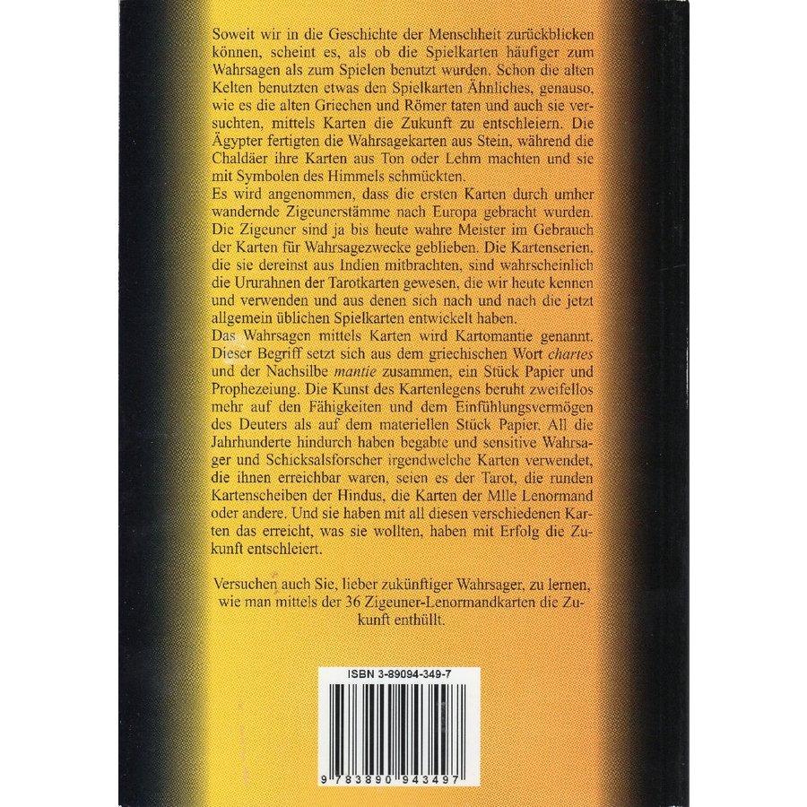 Buch zu den Gipsy Lenormandkarten-2
