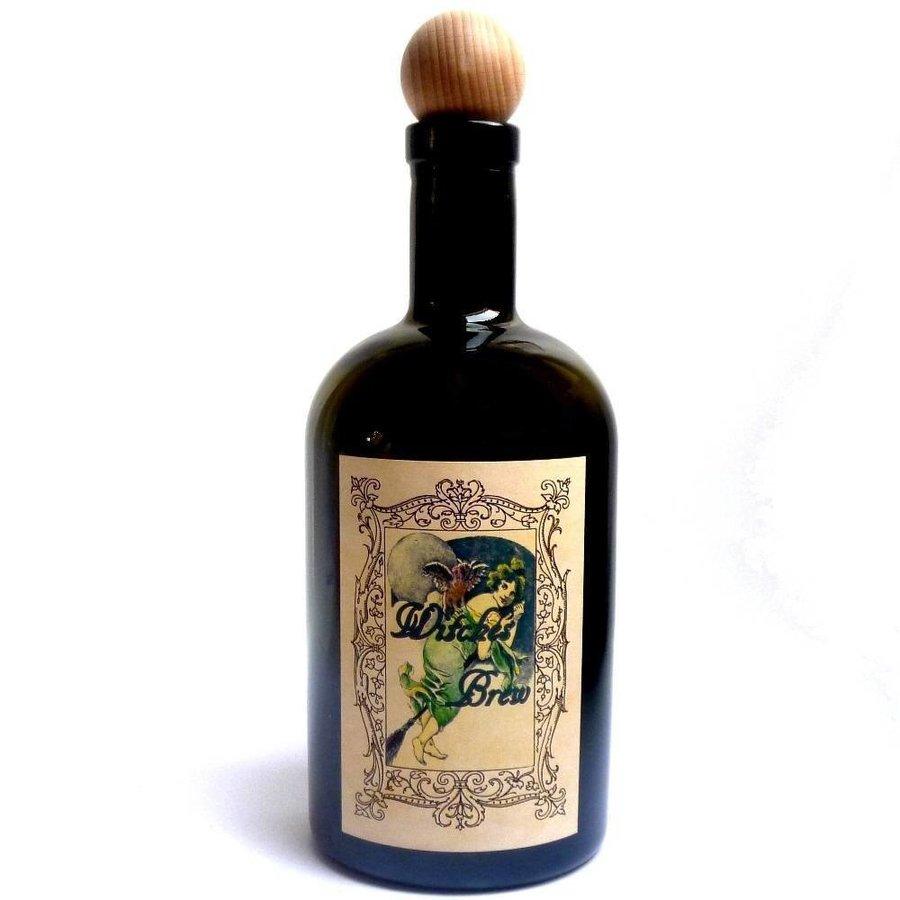 Alchemisten Flasche,  Witch's Bottle-9