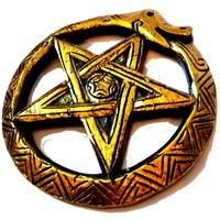 thumb-Wandrelief Schlangen-Pentagramm-2