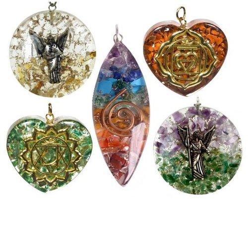 Orgonit Amulette
