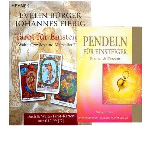 Tarot Bücher, Weissagen, Pendeln
