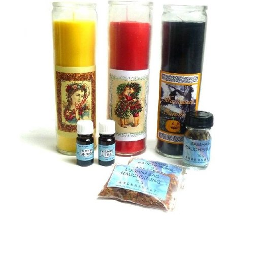 Jahreskreisfeste (Sabbate)