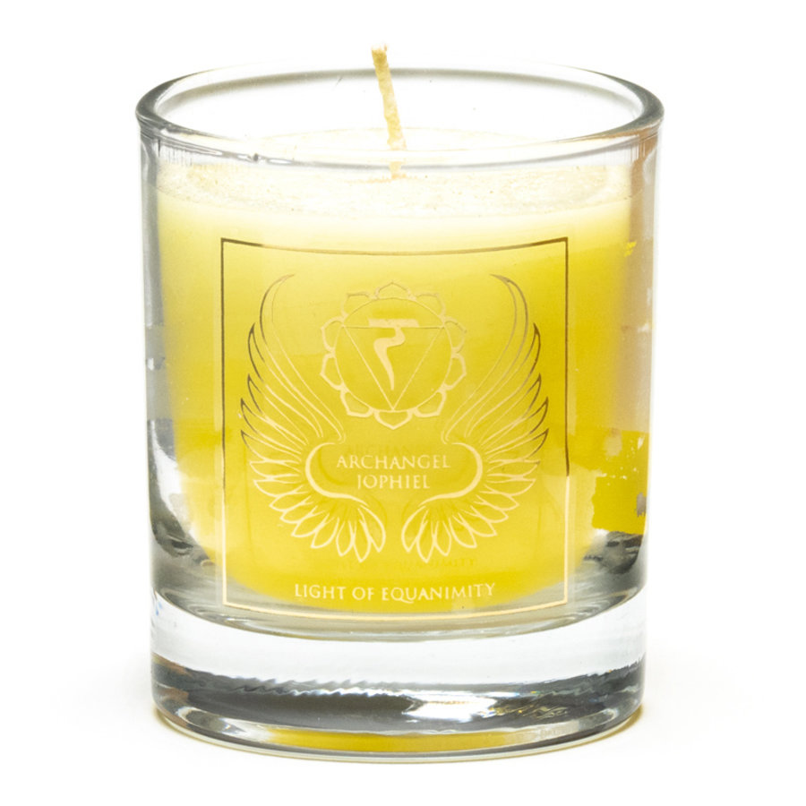 Chakra Kerzen im Glas-5