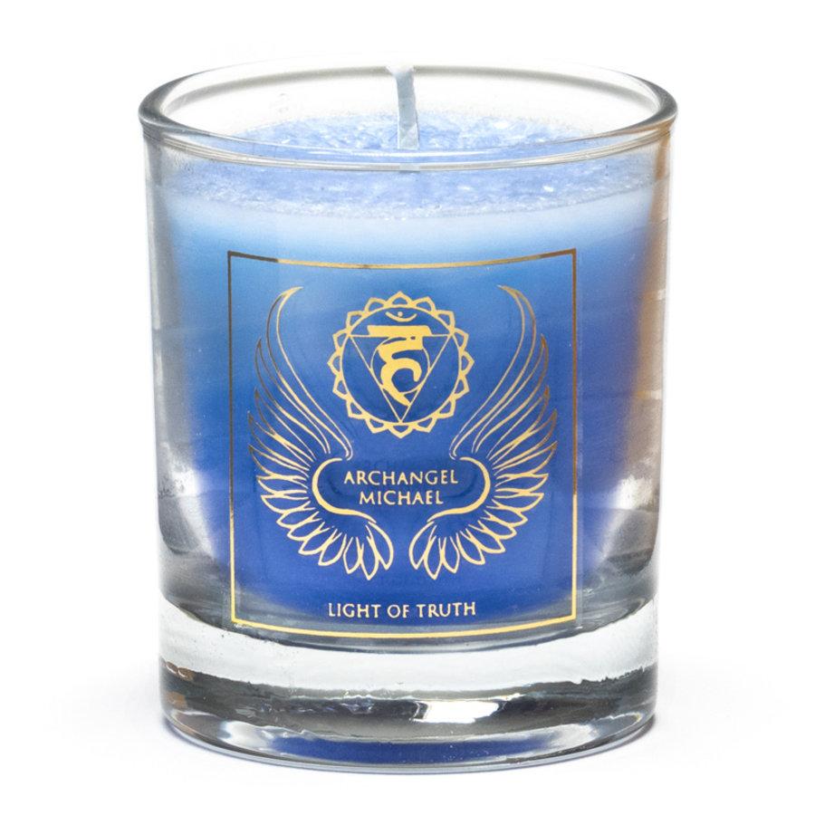 Chakra Kerzen im Glas-7