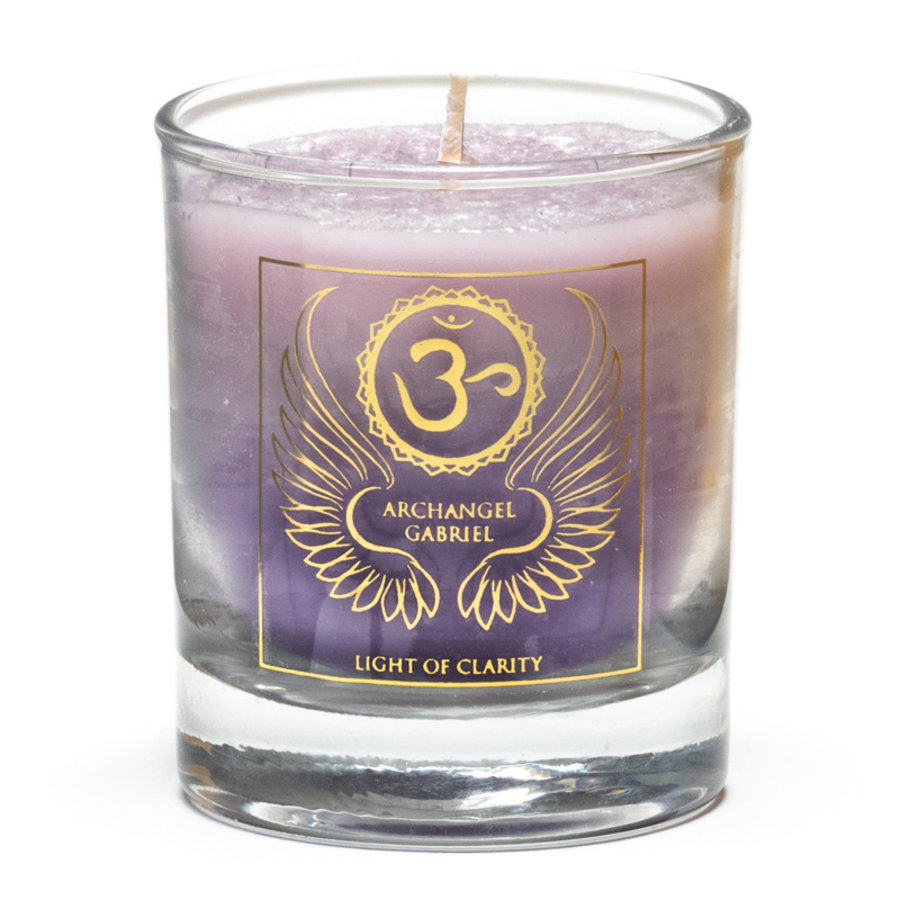Chakra Kerzen im Glas-1