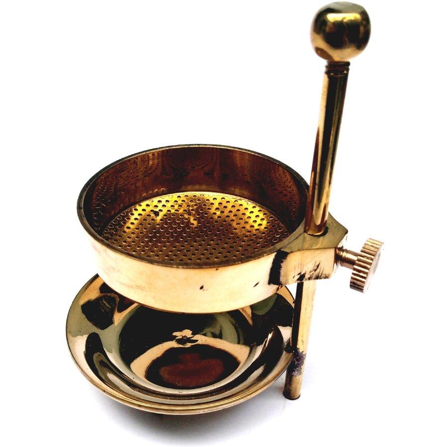 Messing Incense burner-1