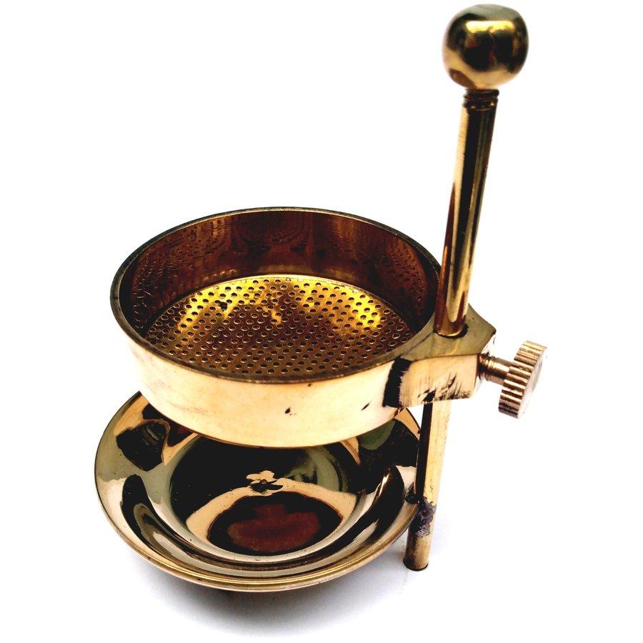 Messing Incense burner-4