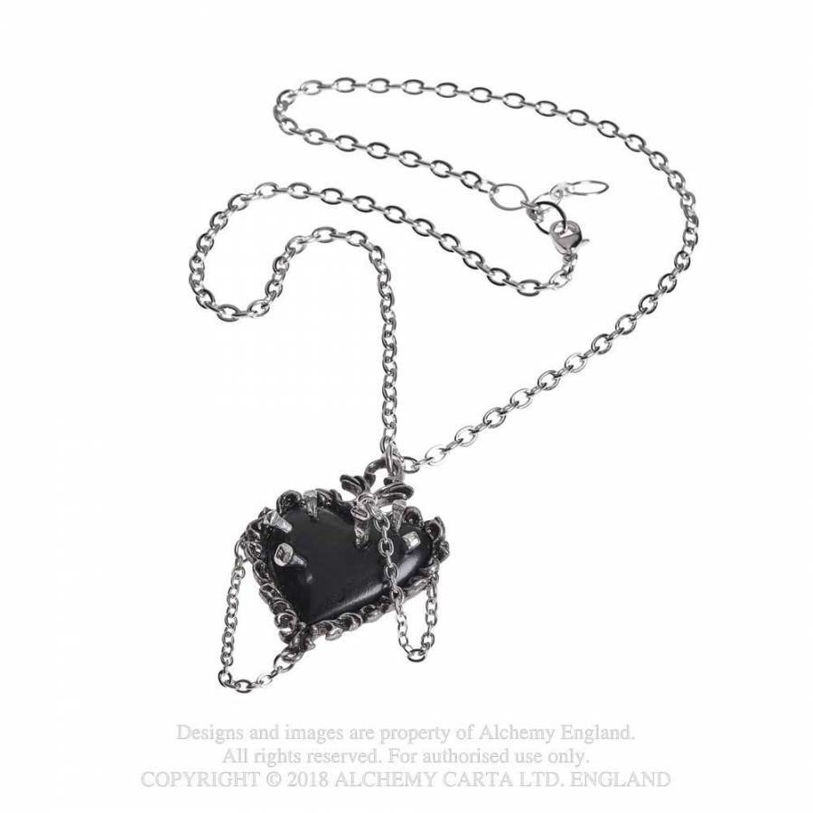 Witch's Heart Pendant-6