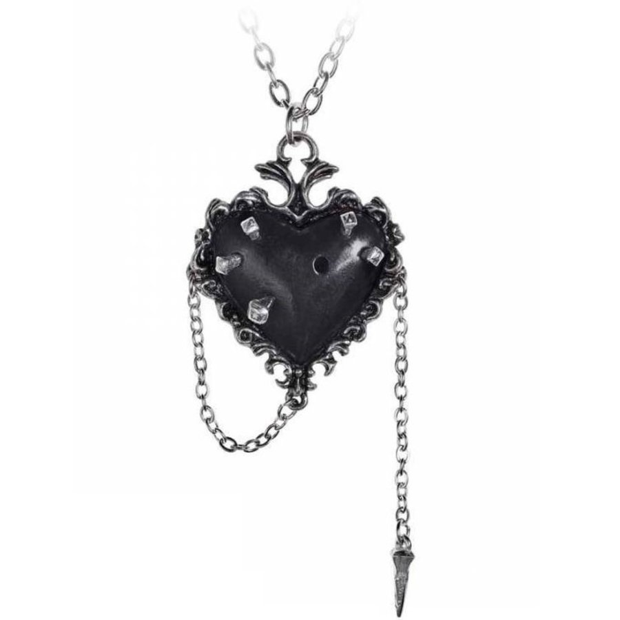Witch's Heart Pendant-3