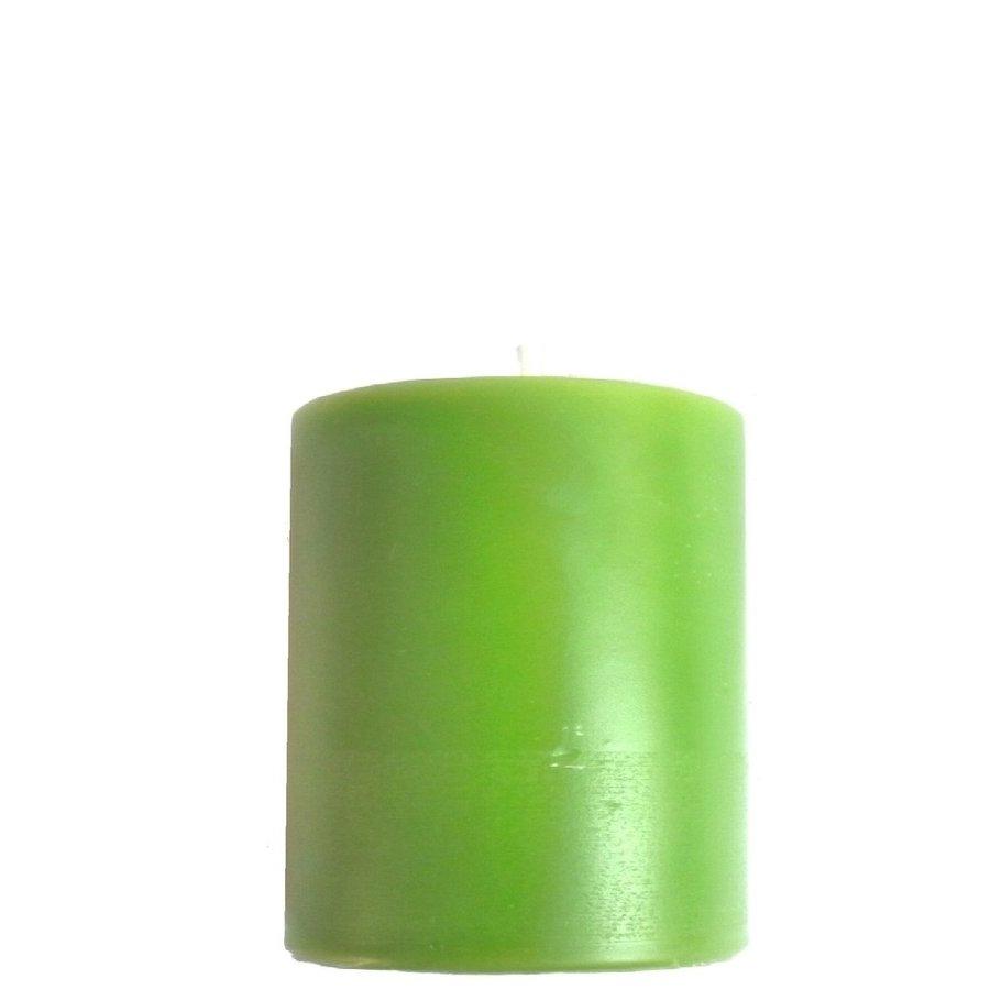 Kleine, durchgefärbte Stumpenkerzen-6