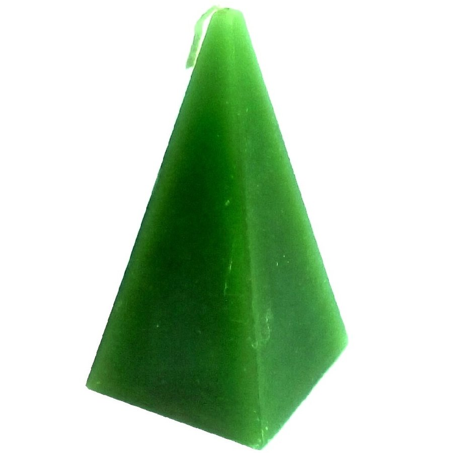 Pyramidenkerze ohne Anleitung-3