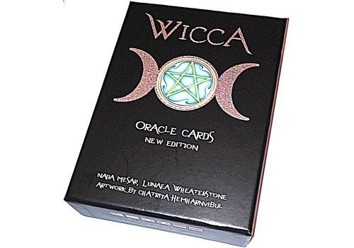 Wicca Orakelkarten