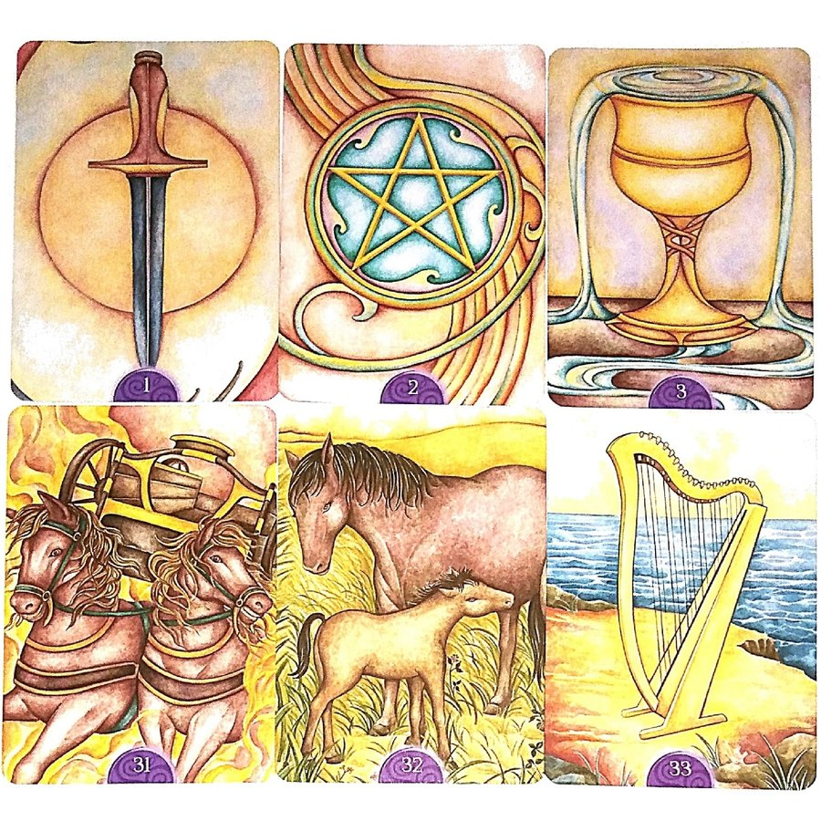 Orakel- und Meditations-Set-8