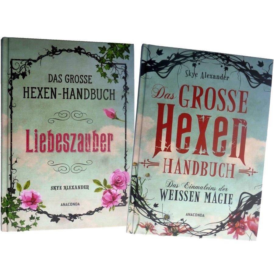 Skye Alexander: Das große Hexen-Handbuch-2
