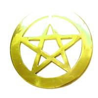 thumb-Pentagramm aus Messing,-5