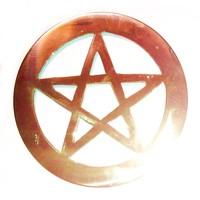 thumb-Pentagramm aus Messing,-6