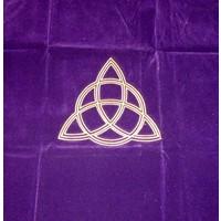 thumb-Tarot Decke Dreifache Göttin-Charmed mit Triquetta-2