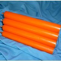 thumb-Stabkerze, Orange-2